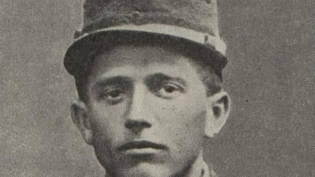 LEGIONÁŘI: Účetní Josef Pultr šel dobrovolně do války. Spolu s dalšími legionáři padl v boji u Arrasu.