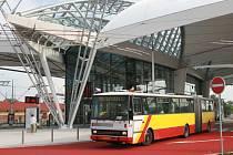 Záhájení provozu terminálu