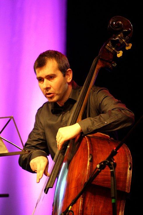 Jazz goes to town v Hradci Králové. Pawel Kaczmarzyk audiofeeling quartet - Polsko.
