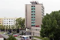 Hotel Alessandria na Slezském Předměstí.