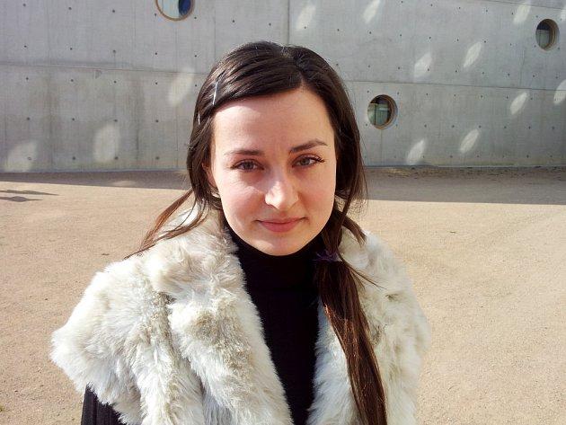 Andrea Patková, šéfka hodinových manželek, které působí především na Trutnovsku a Hradecku.