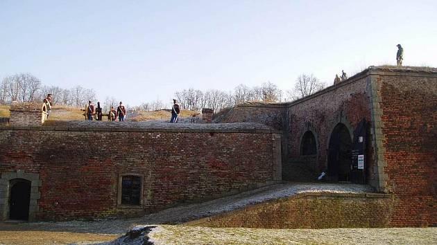 Pevnost Josefov - ilustrační foto.