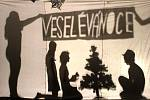 Děti z předměřické školy zazářily na vánoční besídce.