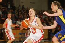 Basketbalistky TJ Sokol Hradec Králové