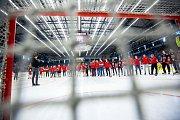 Rozloučení s hokejovou sezonou v Hradci Králové.