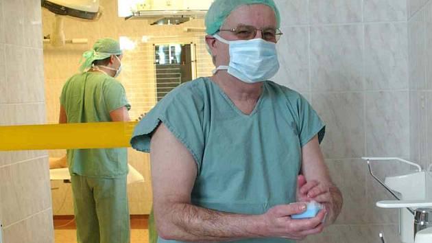 Ortoped Karel Karpaš