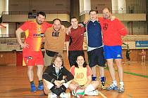 Steeling team letos bojoval ve druhé lize, jeho cílem byl postup do nejvyšší soutěže.