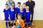 Dohalice - fotbalová mladší přípravka.