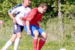 Finále fotbalového GIST pohárů OFS Hradec Králové: Sokol Lovčice - FK Vysoká nad Labem B.