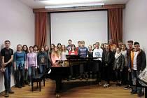 Mezinárodní seminář na královéhradeckém Gymnáziu Boženy Němcové.