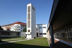 Amrožův sbor architekta Gočára