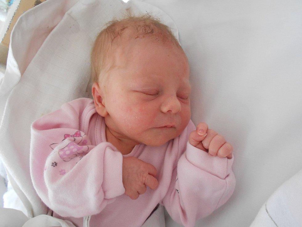 Soňa Marková přišla na svět 28. 4. 2021 v17:04 hodin. Vážila 2 770 g a měřila 49 cm. Rodiče Markéta a Leoš Markovi pochází zRychnova nad Kněžnou. Tatínek byl mamince u porodu báječnou oporou.
