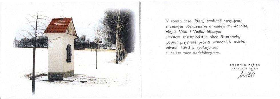 Obec Humburky, Lubeš Pešek