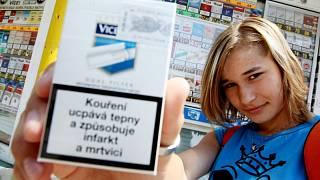 ošklivé černé amatérské kouření