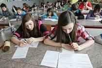 Matematický klokan - test vědomostí žáků základních a studentů středních škol.