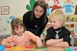 Zápis do první třídy v První soukromé základní škole v Hradci Králové