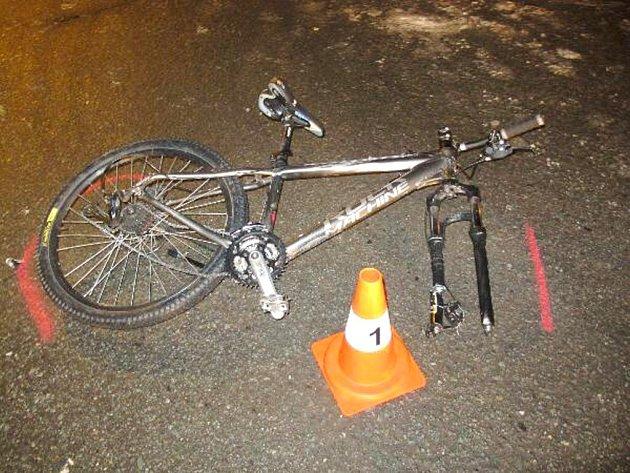 Smrtelná dopravní nehoda v Černilově.
