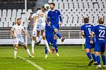Fotbalová FORTUNA:NÁRODNÍ LIGA: FC Hradec Králové - FC Slavoj Vyšehrad.