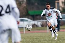 Fotbalová příprava: FC Hradec Králové - GKS Katowice.