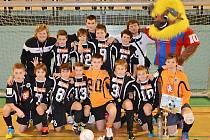 Královéhradečtí fotbalisté ročníku 2000 v Nitře znovu prokázali, že patří k absolutní špičce nejen v České republice, ale i v mezinárodní konkurenci.