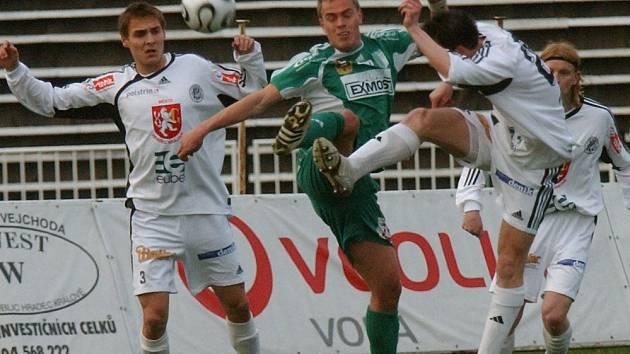 Hradec - Bystrc (2:0).