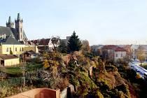 Hradec Králové, hradby