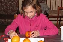 Den s dětskou knihou v Lovčicích (prosinec 2010).