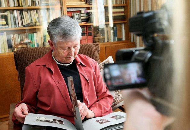 Viktorie Melicharová je jednou z žen, jež si dobu persekuce pamatuje velice dobře.