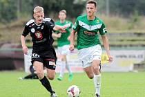 Juniorská liga ve fotbale: FK Baumit Jablonec nad Nisou - FC Hradec Králové.