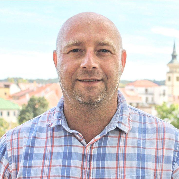 Petr Poláček (Piráti), 40 let