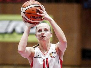 Basketbalistka Kristýna Minarovičová