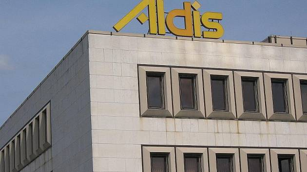 Aldis v Hradci Králové.
