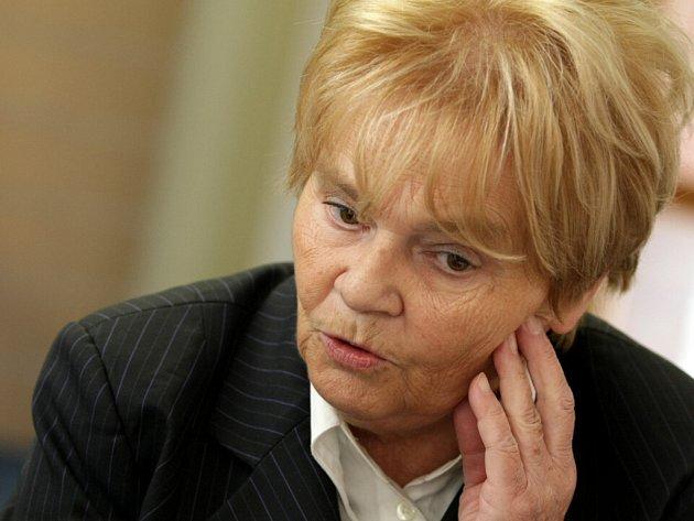 Hana Orgoníková.