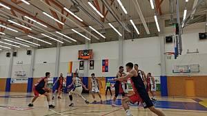 Basketbal Hradec Králové - Brno