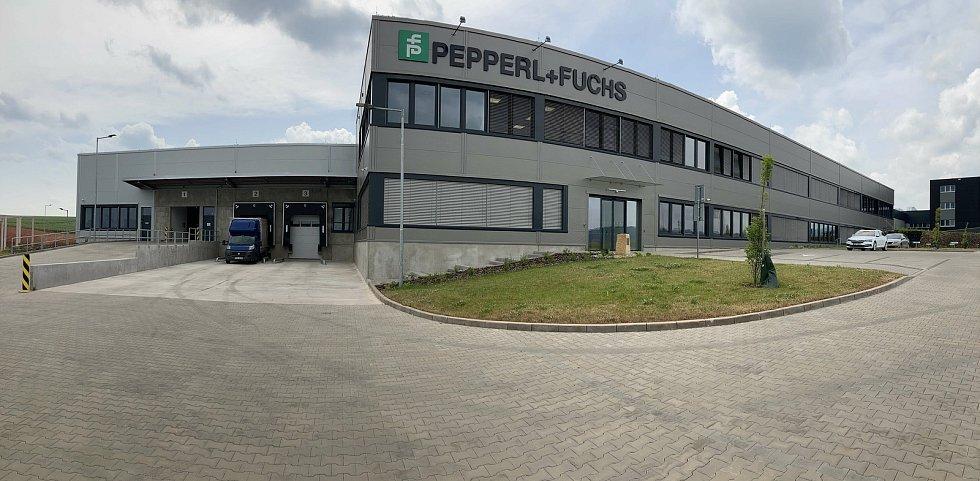 Výrobní hala Pepperl + Fuchs Manufacturing s.r.o. Trutnov