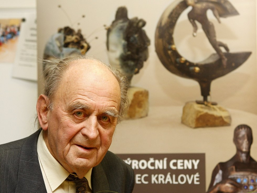 Udílení výročních cen města Hradec Králové za rok 2013.