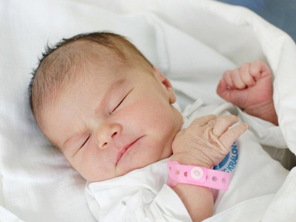 Adéla Skořepová přišla na svět 23. února ve 22.54 hodin. Po narození měřila 52 centimetrů a vážila 3460 gramů. S maminkou Naďou Rafajovou a tatínkem Michalem Skořepou bydlí v Dubenci.