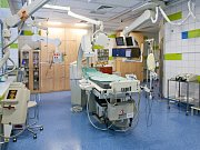 Péče o pacienta - operační sál.