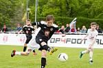 Ondrášovka Cup - fotbalový turnaj kategorie U11: Hradec Králové - Pardubice.