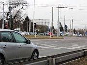 Silničáři se brzy vrhnout na okružní křižovatku u Brněnské třídy