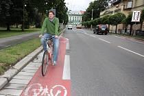Cyklokoordinátor Karel Šimonek.