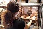 Mžanský pivovar provoněl čerstvý chleba.