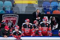 Hradečtí hokejisté nastoupí proti vedoucímu týmu tabulky.