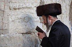 """Fotografie Robina Böhnische - """"Jeruzalém - nedělitelný a věčný"""""""