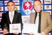 Stěžery - Junior cena (Pavel Borovička a Marcel Tuček).