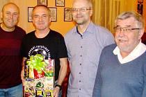 Gratulace Marcelu Tučkovi k padesátinám.