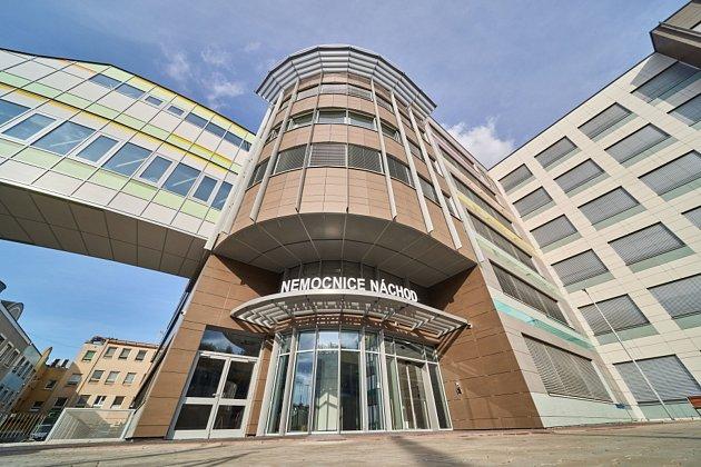 Nový pavilon náchodské nemocnice