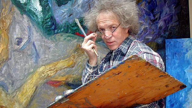 Malíř Michail Ščigol