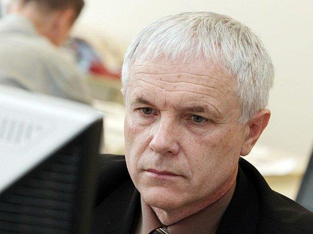 Vladimír Blažej, fotbalový funkcionář.