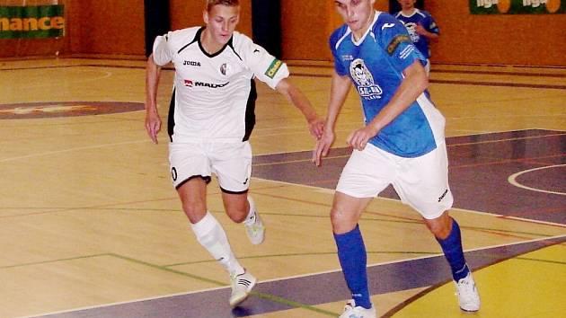 Chance futsal liga: Mados MT Hradec Králové - FK Kladno.